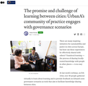 New blog post and video from UrbanA project (March 2021)